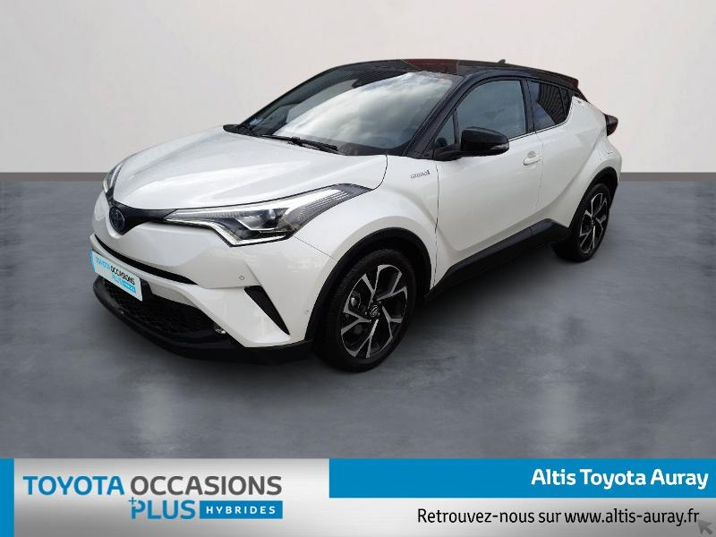 Photo 1 de l'offre de TOYOTA C-HR 122h Graphic 2WD E-CVT à 21990€ chez Altis - Toyota Auray
