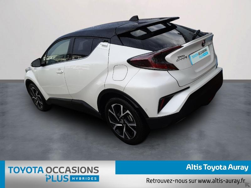 Photo 2 de l'offre de TOYOTA C-HR 122h Graphic 2WD E-CVT à 21990€ chez Altis - Toyota Auray