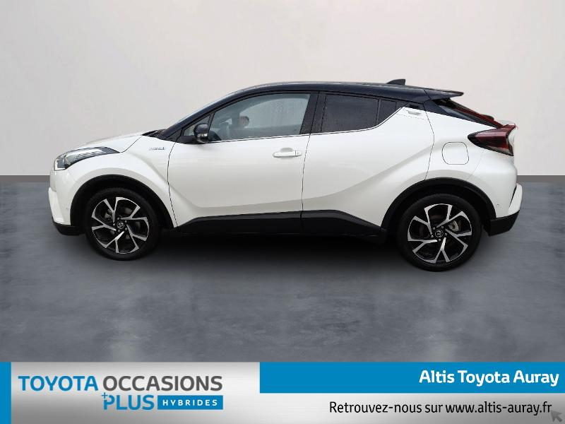 Photo 3 de l'offre de TOYOTA C-HR 122h Graphic 2WD E-CVT à 21990€ chez Altis - Toyota Auray