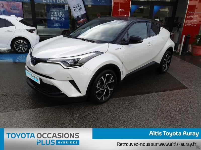 Photo 21 de l'offre de TOYOTA C-HR 122h Graphic 2WD E-CVT à 21990€ chez Altis - Toyota Auray