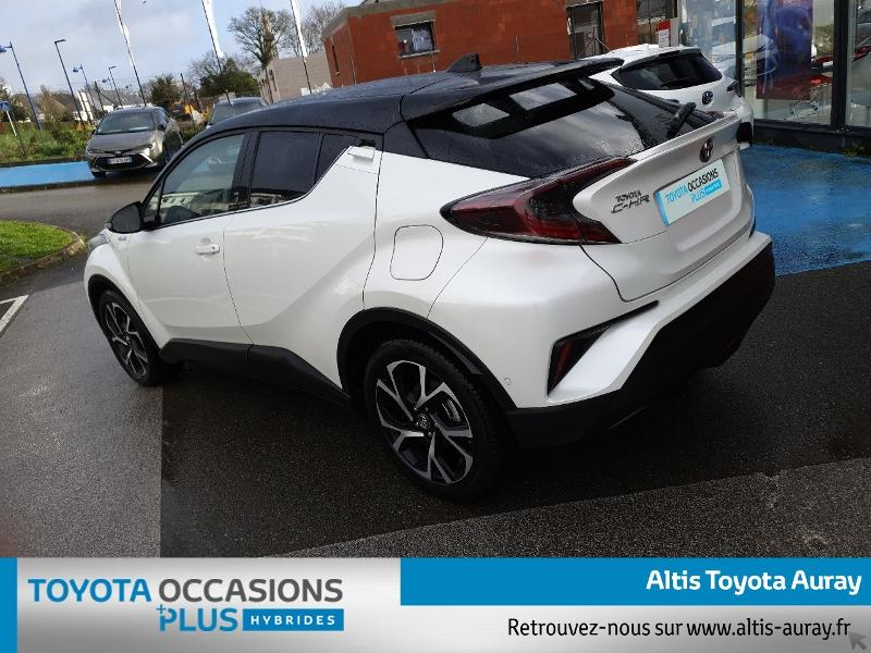Photo 22 de l'offre de TOYOTA C-HR 122h Graphic 2WD E-CVT à 21990€ chez Altis - Toyota Auray