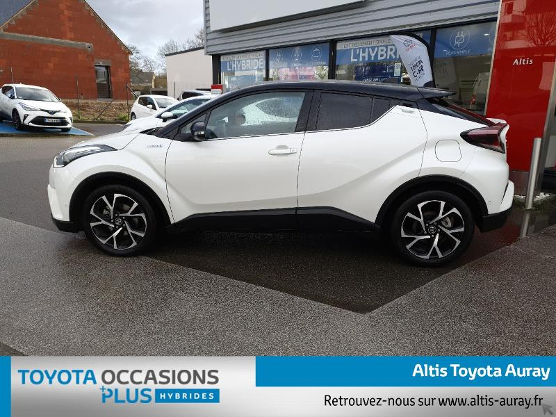 Photo 23 de l'offre de TOYOTA C-HR 122h Graphic 2WD E-CVT à 21990€ chez Altis - Toyota Auray