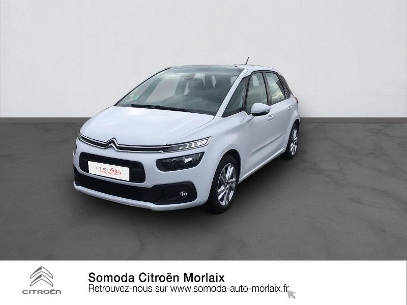 Photo 1 de l'offre de CITROEN C4 Picasso BlueHDi 120ch Business S&S EAT6 à 11990€ chez Somoda - Citroën Morlaix