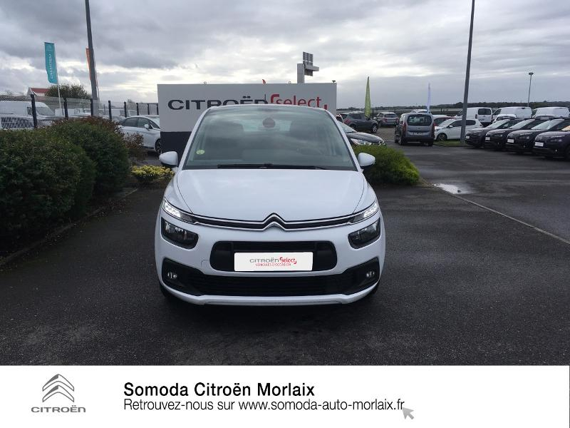 Photo 2 de l'offre de CITROEN C4 Picasso BlueHDi 120ch Business S&S EAT6 à 11990€ chez Somoda - Citroën Morlaix