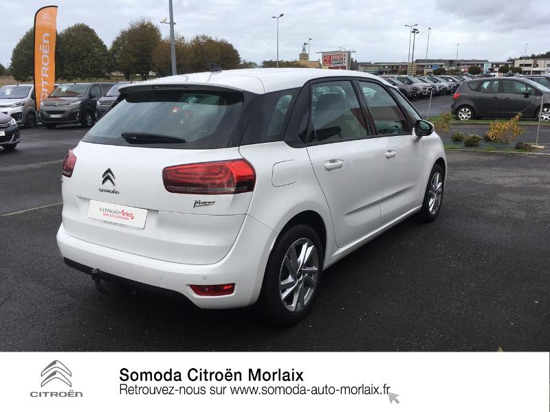 Photo 3 de l'offre de CITROEN C4 Picasso BlueHDi 120ch Business S&S EAT6 à 11990€ chez Somoda - Citroën Morlaix