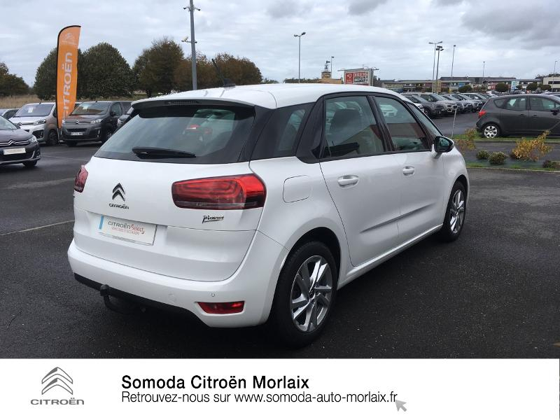 Photo 4 de l'offre de CITROEN C4 Picasso BlueHDi 120ch Business S&S EAT6 à 11990€ chez Somoda - Citroën Morlaix