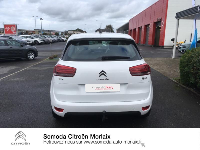 Photo 5 de l'offre de CITROEN C4 Picasso BlueHDi 120ch Business S&S EAT6 à 11990€ chez Somoda - Citroën Morlaix