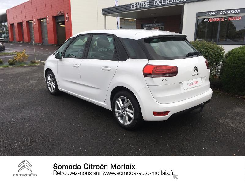 Photo 7 de l'offre de CITROEN C4 Picasso BlueHDi 120ch Business S&S EAT6 à 11990€ chez Somoda - Citroën Morlaix