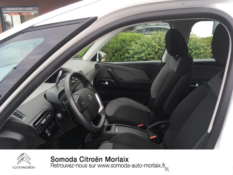 Photo 9 de l'offre de CITROEN C4 Picasso BlueHDi 120ch Business S&S EAT6 à 11990€ chez Somoda - Citroën Morlaix