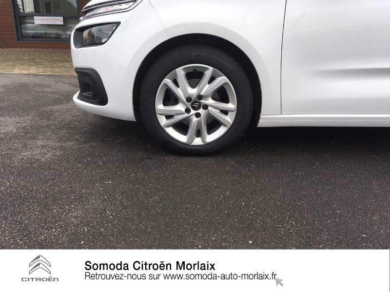 Photo 11 de l'offre de CITROEN C4 Picasso BlueHDi 120ch Business S&S EAT6 à 11990€ chez Somoda - Citroën Morlaix