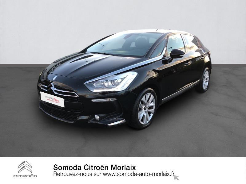 Photo 1 de l'offre de CITROEN DS5 1.6 BlueHDi120 So Chic S&S à 12950€ chez Somoda - Citroën Morlaix