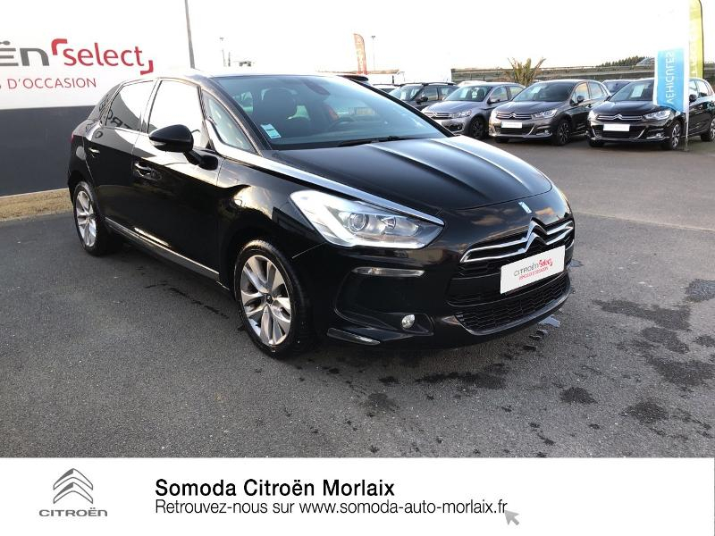 Photo 3 de l'offre de CITROEN DS5 1.6 BlueHDi120 So Chic S&S à 12950€ chez Somoda - Citroën Morlaix