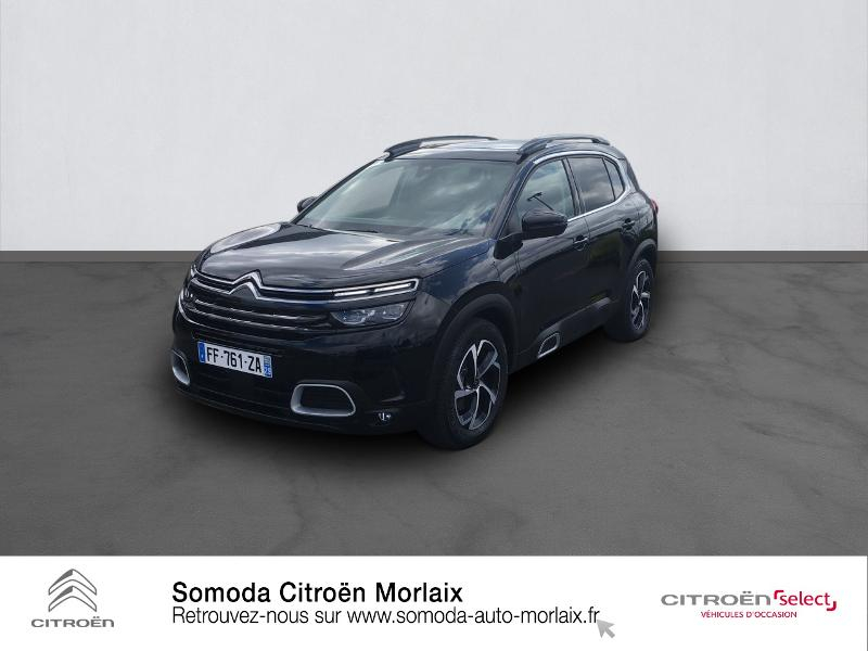 Photo 1 de l'offre de CITROEN C5 Aircross BlueHDi 180ch S&S Shine EAT8 à 35950€ chez Somoda - Citroën Morlaix