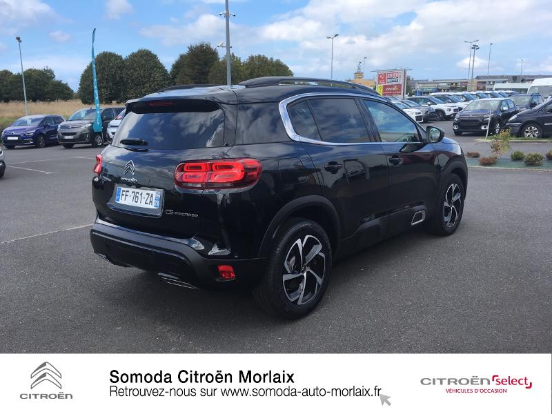 Photo 3 de l'offre de CITROEN C5 Aircross BlueHDi 180ch S&S Shine EAT8 à 35950€ chez Somoda - Citroën Morlaix