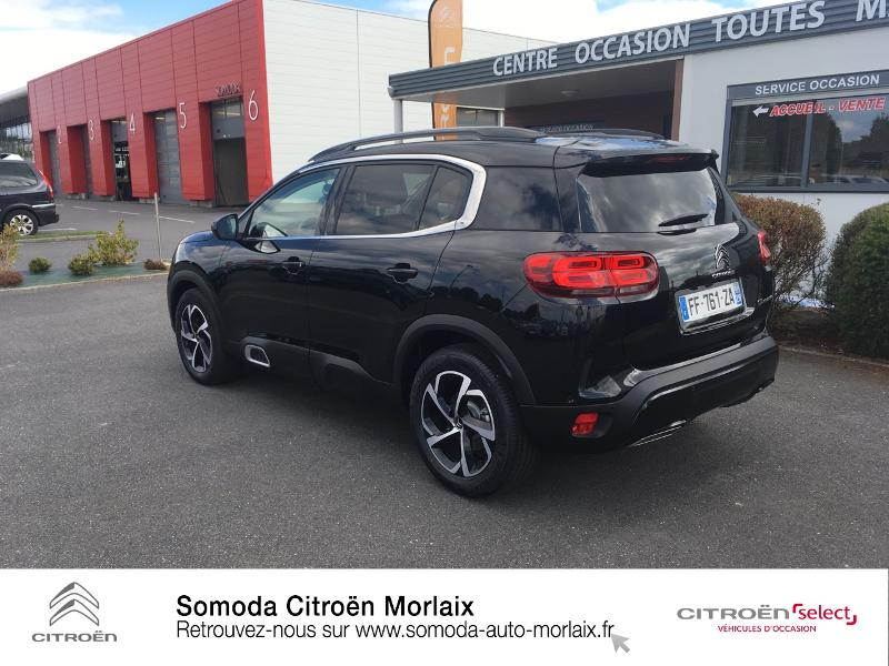 Photo 7 de l'offre de CITROEN C5 Aircross BlueHDi 180ch S&S Shine EAT8 à 35950€ chez Somoda - Citroën Morlaix