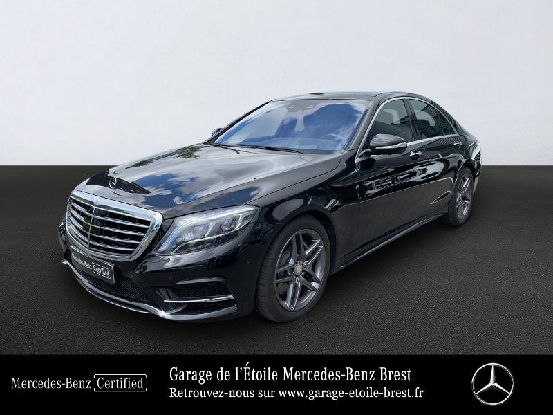 Mercedes-Benz Classe S 350 BlueTEC Executive 7G-Tronic Plus Diesel Noir obsidienne Occasion à vendre