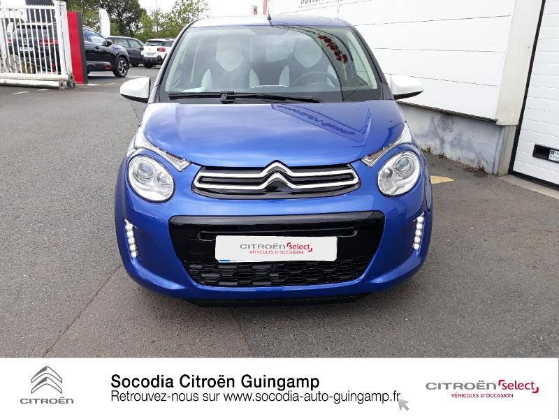 Photo 2 de l'offre de CITROEN C1 VTi 72 S&S Urban Ride 5p E6.d-TEMP à 13400€ chez Socodia - Citroën Guingamp