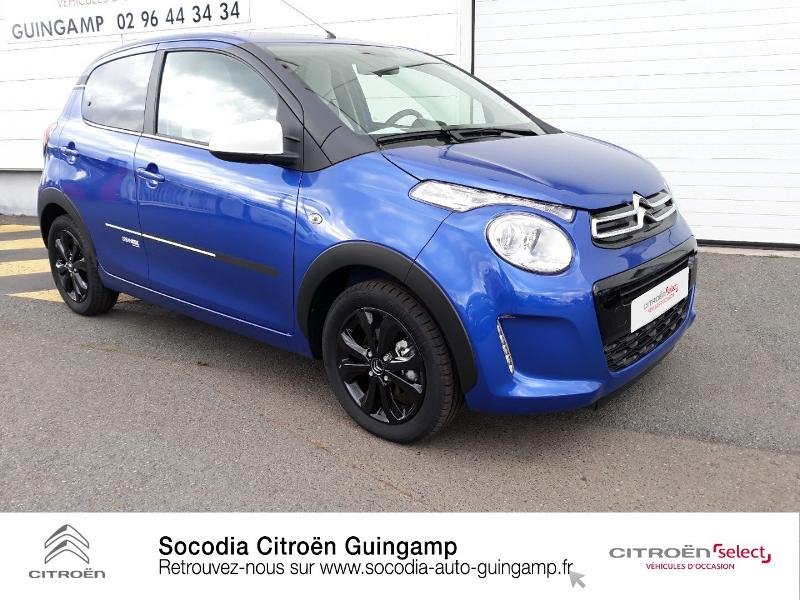 Photo 3 de l'offre de CITROEN C1 VTi 72 S&S Urban Ride 5p E6.d-TEMP à 13400€ chez Socodia - Citroën Guingamp