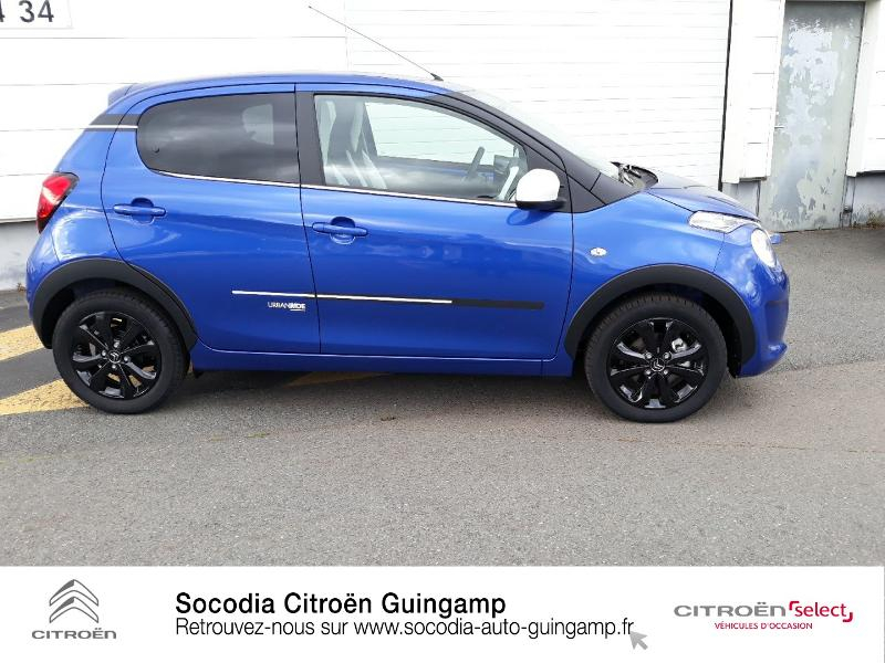 Photo 4 de l'offre de CITROEN C1 VTi 72 S&S Urban Ride 5p E6.d-TEMP à 13400€ chez Socodia - Citroën Guingamp