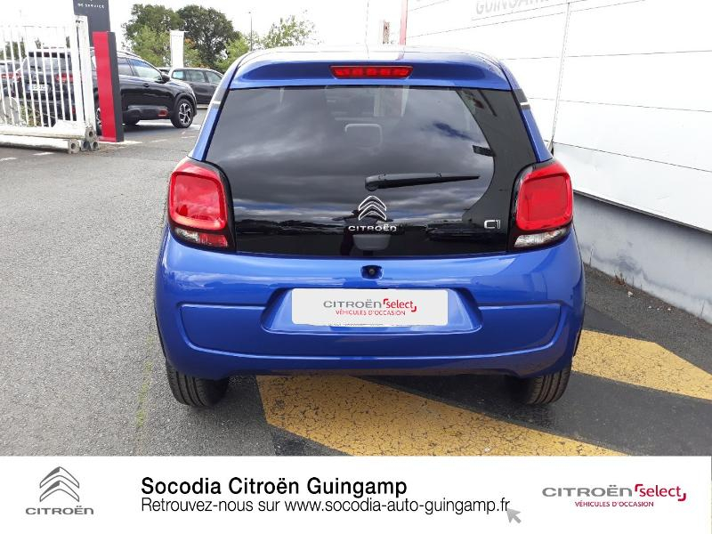 Photo 5 de l'offre de CITROEN C1 VTi 72 S&S Urban Ride 5p E6.d-TEMP à 13400€ chez Socodia - Citroën Guingamp