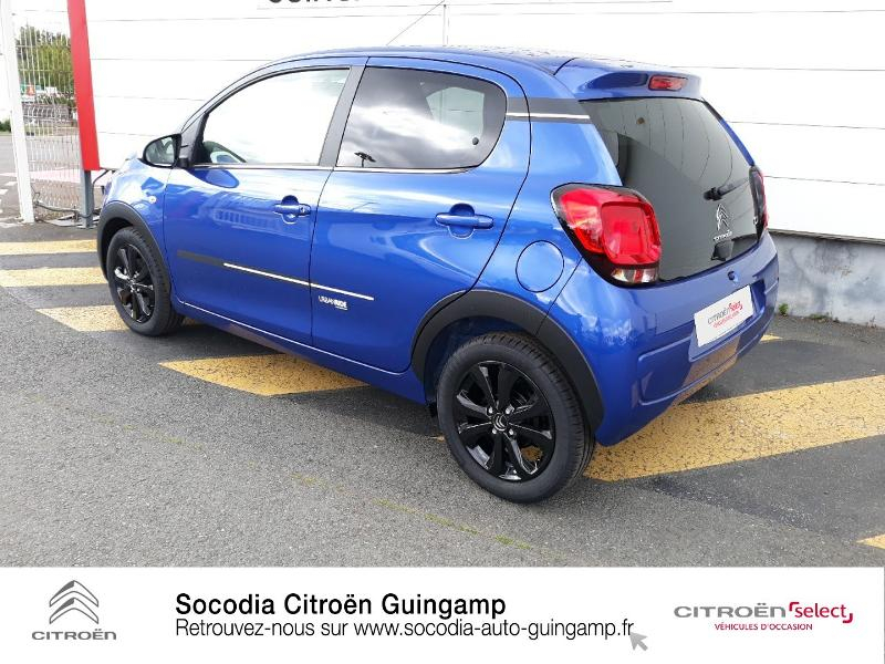 Photo 7 de l'offre de CITROEN C1 VTi 72 S&S Urban Ride 5p E6.d-TEMP à 13400€ chez Socodia - Citroën Guingamp