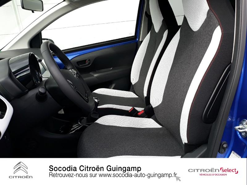 Photo 9 de l'offre de CITROEN C1 VTi 72 S&S Urban Ride 5p E6.d-TEMP à 13400€ chez Socodia - Citroën Guingamp