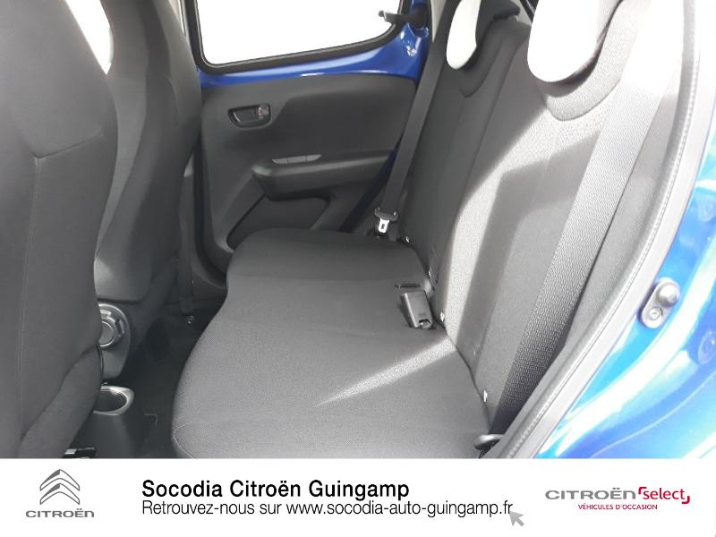 Photo 10 de l'offre de CITROEN C1 VTi 72 S&S Urban Ride 5p E6.d-TEMP à 13400€ chez Socodia - Citroën Guingamp