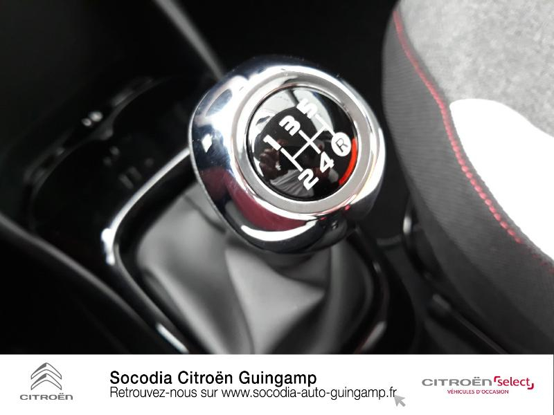 Photo 15 de l'offre de CITROEN C1 VTi 72 S&S Urban Ride 5p E6.d-TEMP à 13400€ chez Socodia - Citroën Guingamp