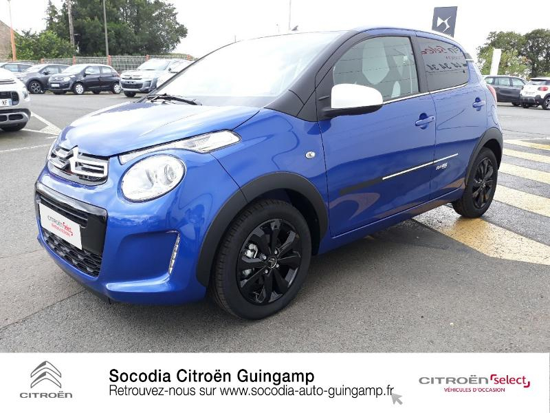 Photo 17 de l'offre de CITROEN C1 VTi 72 S&S Urban Ride 5p E6.d-TEMP à 13400€ chez Socodia - Citroën Guingamp