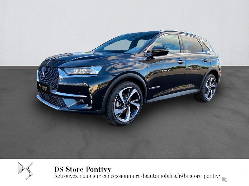 Photo 1 de l'offre de DS DS 7 Crossback PureTech 225ch Grand Chic Automatique à 39990€ chez Somodia - Citroën Pontivy
