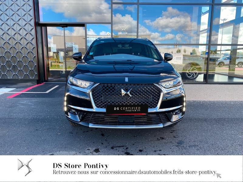 Photo 2 de l'offre de DS DS 7 Crossback PureTech 225ch Grand Chic Automatique à 39990€ chez Somodia - Citroën Pontivy