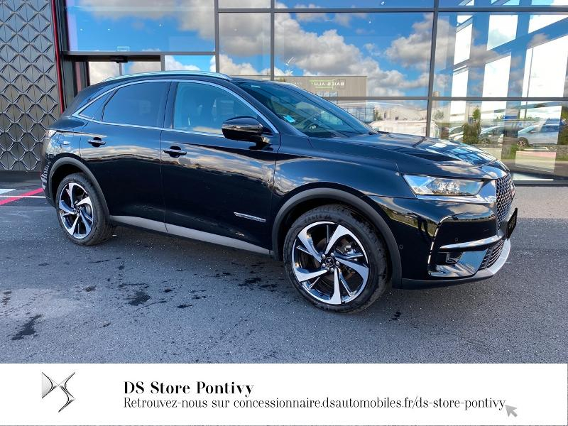 Photo 3 de l'offre de DS DS 7 Crossback PureTech 225ch Grand Chic Automatique à 39990€ chez Somodia - Citroën Pontivy
