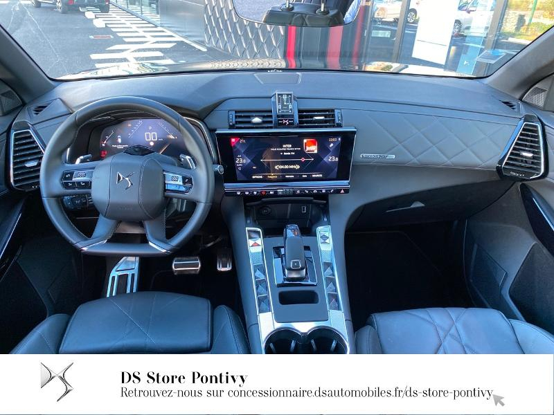 Photo 8 de l'offre de DS DS 7 Crossback PureTech 225ch Grand Chic Automatique à 39990€ chez Somodia - Citroën Pontivy