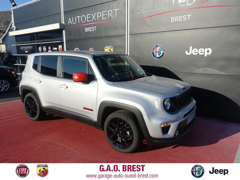 Jeep Renegade 1.6 MultiJet 120ch Opening Edition Basket Series with LNB Diesel Glacier Occasion à vendre