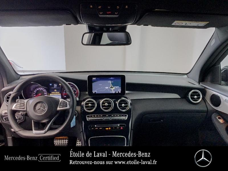 Photo 5 de l'offre de MERCEDES-BENZ GLC 220 d 170ch Executive 4Matic 9G-Tronic à 42590€ chez Etoile de Laval – Mercedes-Benz Laval