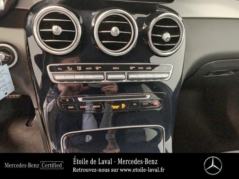 Photo 23 de l'offre de MERCEDES-BENZ GLC 220 d 170ch Executive 4Matic 9G-Tronic à 42590€ chez Etoile de Laval – Mercedes-Benz Laval