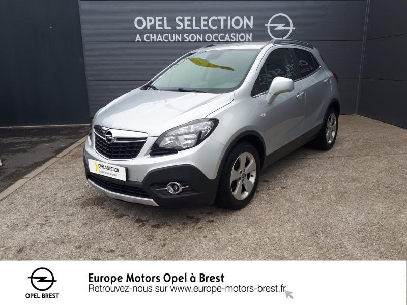 Opel Mokka 1.4 Turbo 140ch Cosmo Start&Stop 4x2 Essence Switchblade silver Occasion à vendre