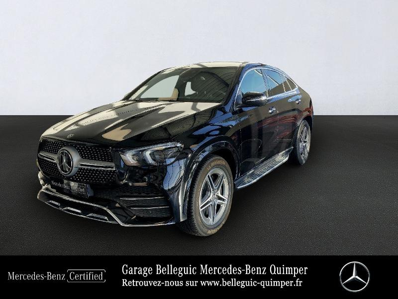 Photo 1 de l'offre de MERCEDES-BENZ GLE Coupe 400 d 330ch AMG Line 4Matic 9G-Tronic à 95999€ chez Garage Belleguic - Mercedes-Benz Quimper