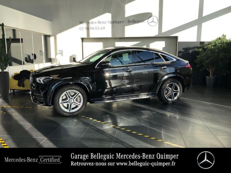 Photo 2 de l'offre de MERCEDES-BENZ GLE Coupe 400 d 330ch AMG Line 4Matic 9G-Tronic à 95999€ chez Garage Belleguic - Mercedes-Benz Quimper