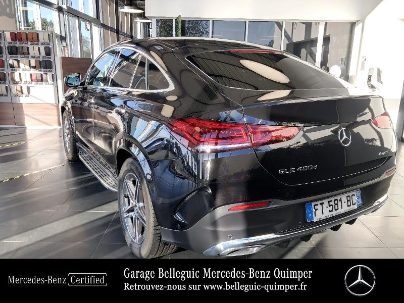 Photo 3 de l'offre de MERCEDES-BENZ GLE Coupe 400 d 330ch AMG Line 4Matic 9G-Tronic à 95999€ chez Garage Belleguic - Mercedes-Benz Quimper