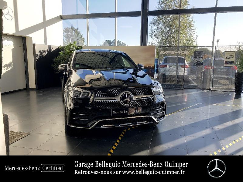 Photo 5 de l'offre de MERCEDES-BENZ GLE Coupe 400 d 330ch AMG Line 4Matic 9G-Tronic à 95999€ chez Garage Belleguic - Mercedes-Benz Quimper