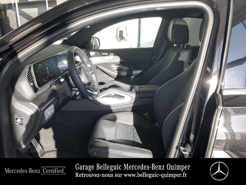 Photo 6 de l'offre de MERCEDES-BENZ GLE Coupe 400 d 330ch AMG Line 4Matic 9G-Tronic à 95999€ chez Garage Belleguic - Mercedes-Benz Quimper
