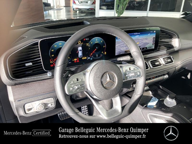 Photo 7 de l'offre de MERCEDES-BENZ GLE Coupe 400 d 330ch AMG Line 4Matic 9G-Tronic à 95999€ chez Garage Belleguic - Mercedes-Benz Quimper