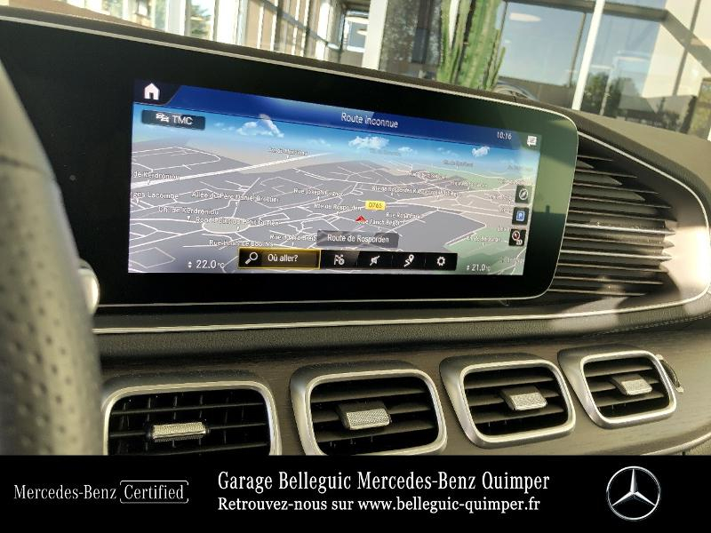 Photo 8 de l'offre de MERCEDES-BENZ GLE Coupe 400 d 330ch AMG Line 4Matic 9G-Tronic à 95999€ chez Garage Belleguic - Mercedes-Benz Quimper