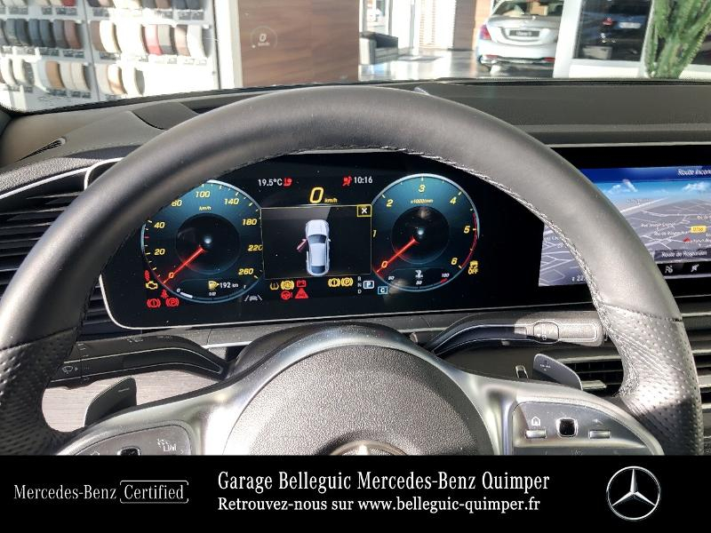 Photo 9 de l'offre de MERCEDES-BENZ GLE Coupe 400 d 330ch AMG Line 4Matic 9G-Tronic à 95999€ chez Garage Belleguic - Mercedes-Benz Quimper