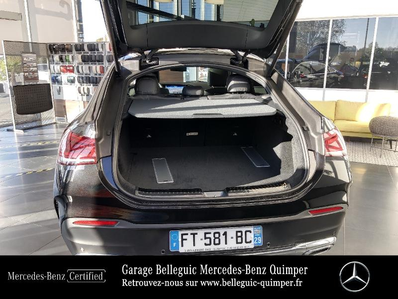 Photo 12 de l'offre de MERCEDES-BENZ GLE Coupe 400 d 330ch AMG Line 4Matic 9G-Tronic à 95999€ chez Garage Belleguic - Mercedes-Benz Quimper