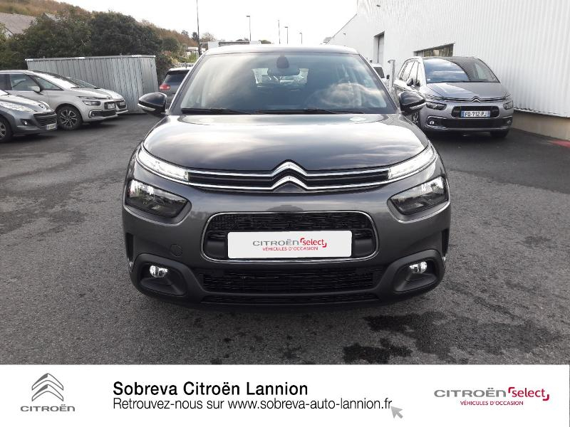 Photo 2 de l'offre de CITROEN C4 Cactus BlueHDi 100ch S&S Feel E6.d à 17990€ chez Sobreva - Citroën Lannion
