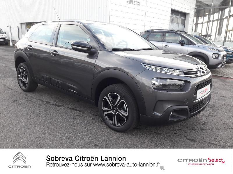 Photo 3 de l'offre de CITROEN C4 Cactus BlueHDi 100ch S&S Feel E6.d à 17990€ chez Sobreva - Citroën Lannion