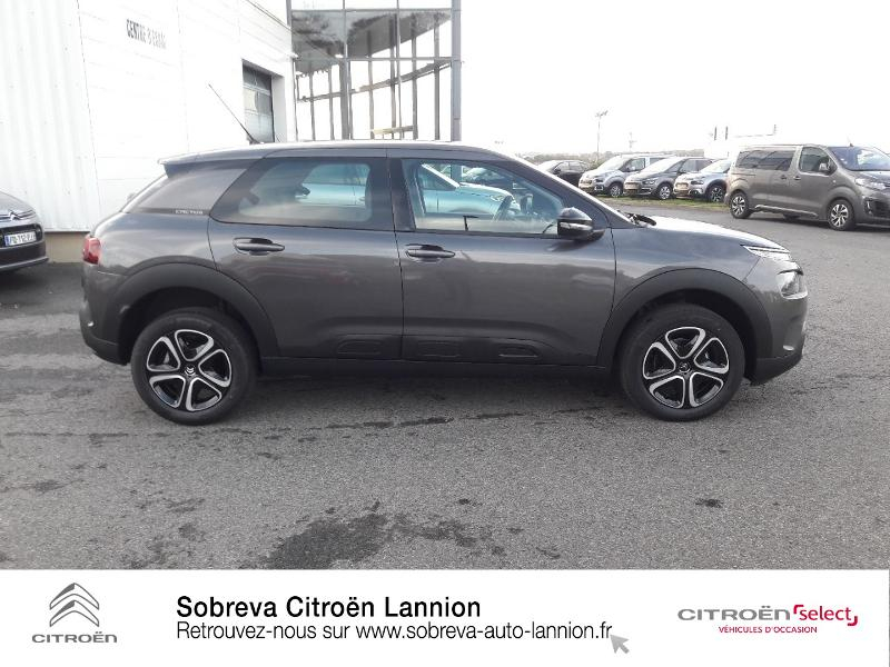 Photo 4 de l'offre de CITROEN C4 Cactus BlueHDi 100ch S&S Feel E6.d à 17990€ chez Sobreva - Citroën Lannion