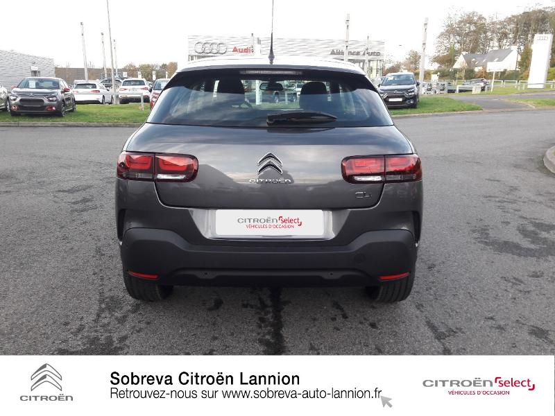 Photo 5 de l'offre de CITROEN C4 Cactus BlueHDi 100ch S&S Feel E6.d à 17990€ chez Sobreva - Citroën Lannion